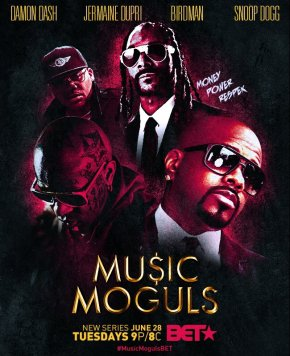 BET's Music Moguls (Show Review)