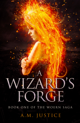 A Wizard's Forge by A. M. Justice (Book Review)
