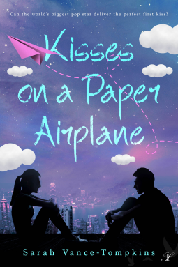 Kisses On A Paper Airplane by Sarah Vance-Tompkins (Book Review)