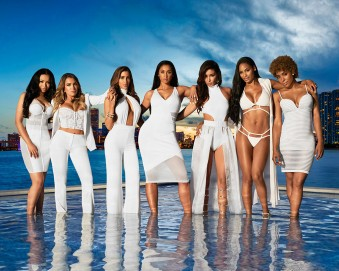 The ladies of WAGS Miami. I do not own the rights to this photo.