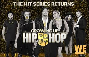 EXCLUSIVE! WE tv's 'Growing Up Hip Hop' [Video]