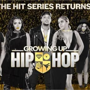 EXCLUSIVE! WE tv's 'Growing Up Hip Hop'[Video]